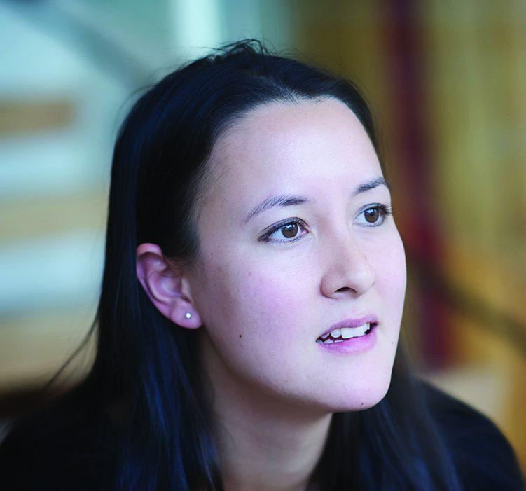 TIDE writer in residence, Sarah Howe
