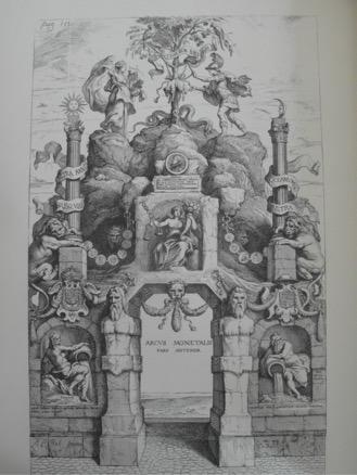 Pompa Introitus Honori .. Ferdinandi Austriaci ...