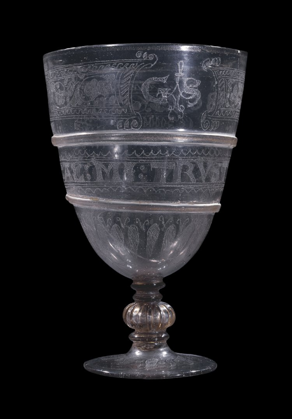 The 'Verzelini Goblet' in the British Museum
